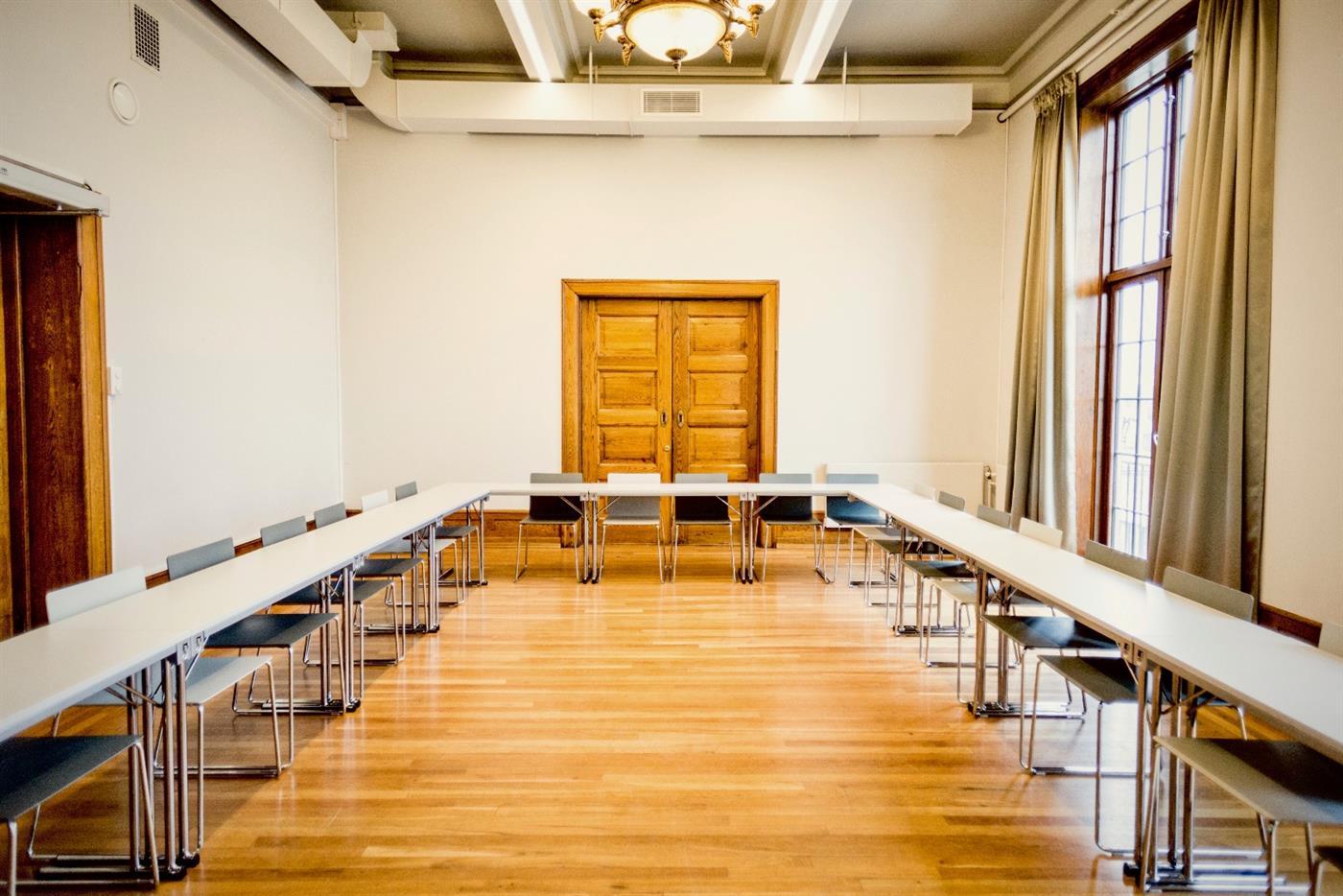 Konferanselokaler på Hamar - Victoria Kvartalet