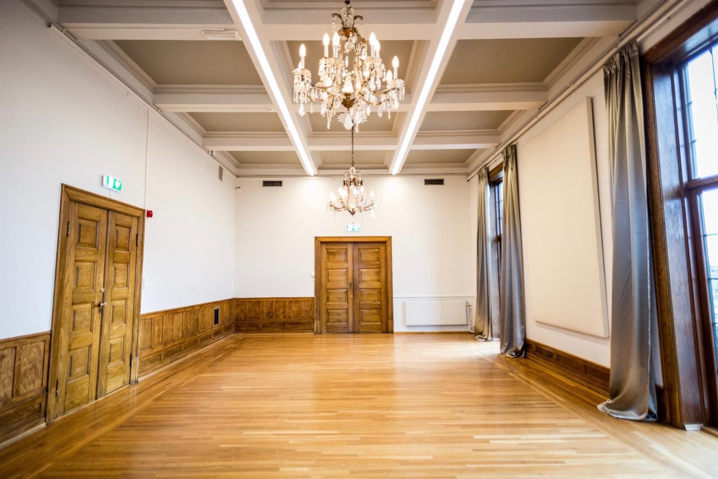 Selskapslokaler på Hamar - Victoria Kvartalet