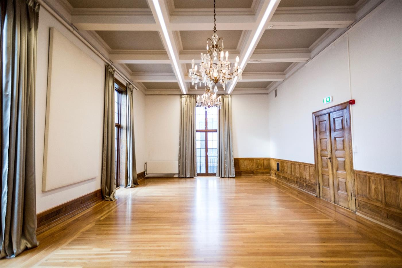 Bryllupslokaler på Hamar - Victoria Kvartalet