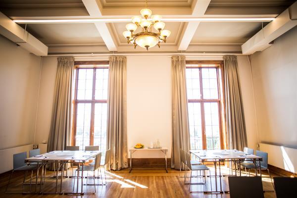 Formannskapssalen kurs og konferanselokaler på Hamar