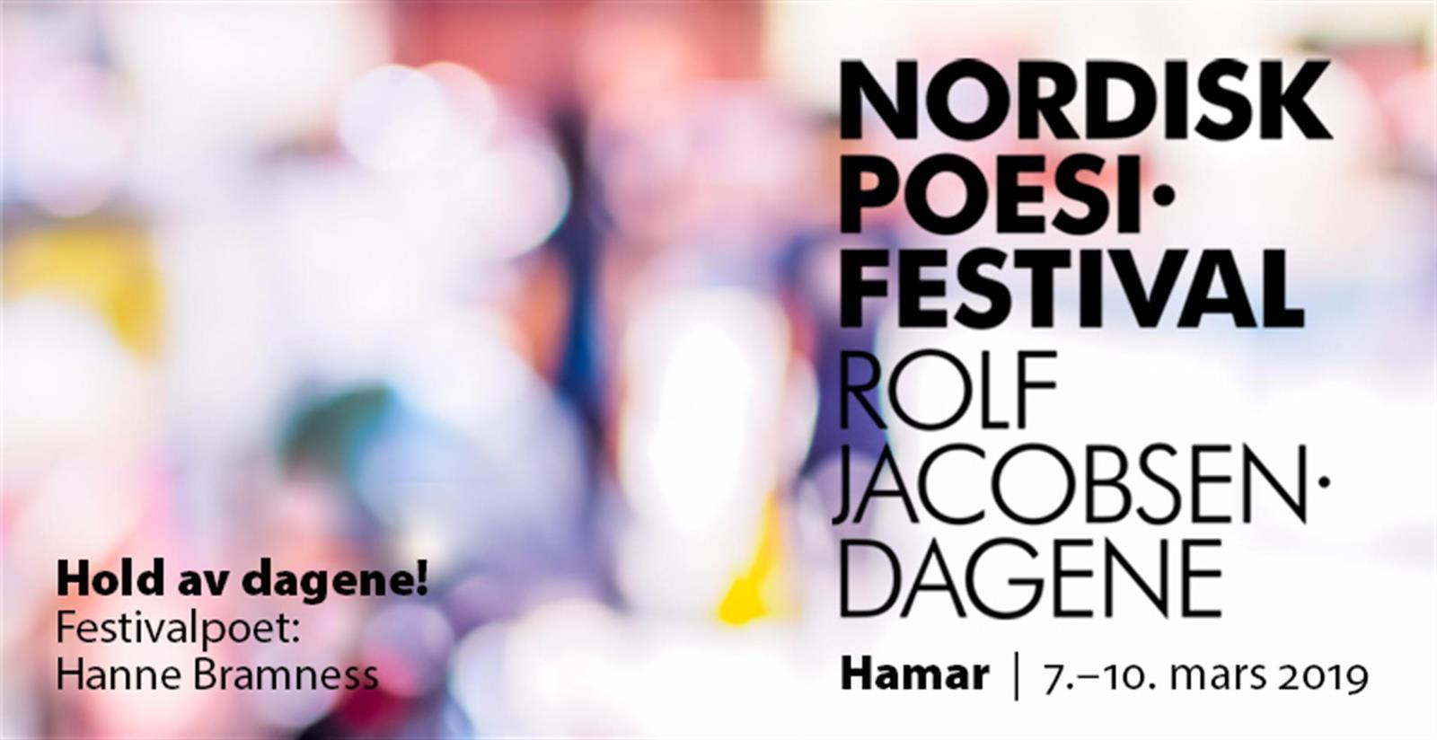 Nordisk Poesi Festival