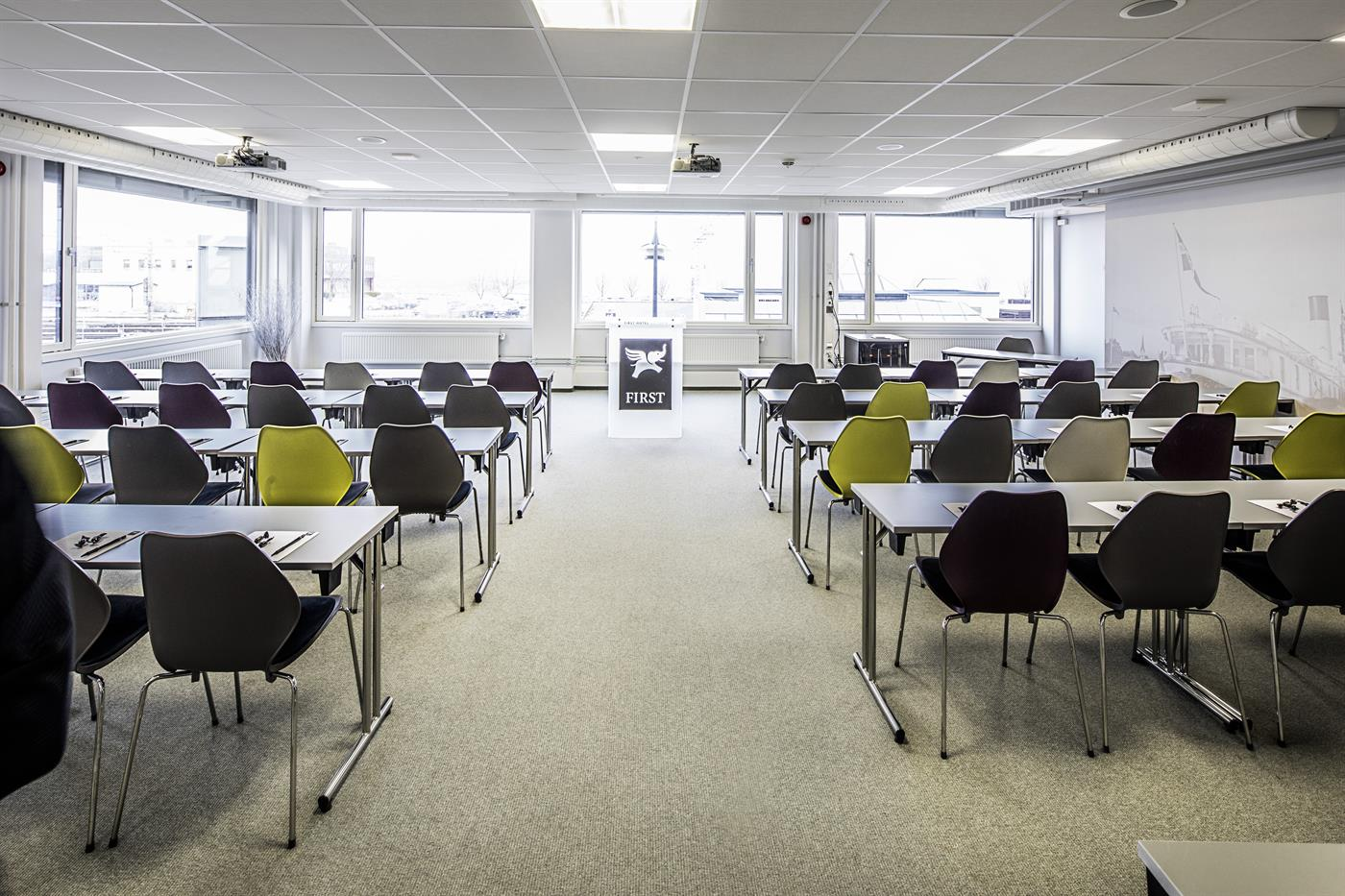 Victoria Kvartalet konferanse og selskapslokaler på Hamar
