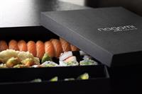 Nagomi, take-away, sushi Hamar, matlevering