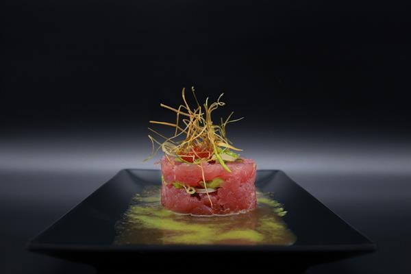 Tartar tunfisk