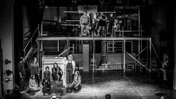 Hamar Teater - Victoriakvartalet 13