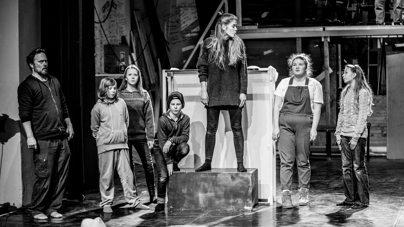 Hamar Teater - Victoriakvartalet 14