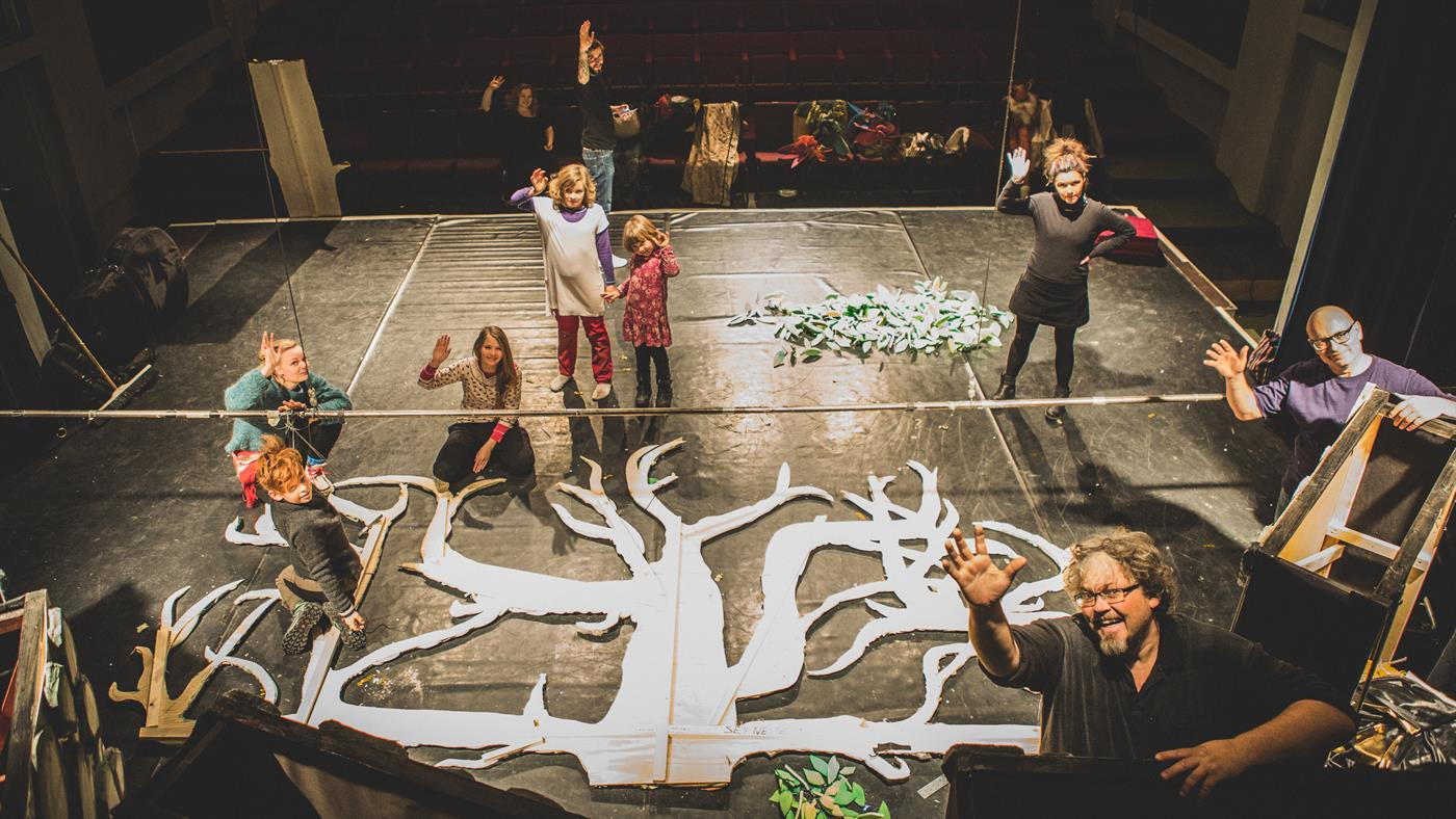Hamar Teater - Victoriakvartalet 15
